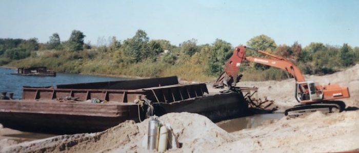 Barge Prcessing in the Midwest